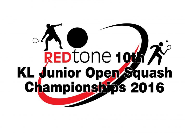 REDtone 10th KL Junior Open 2016