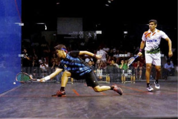 M'sian squash players fail to get past their opponents at the Asian Squash Championships