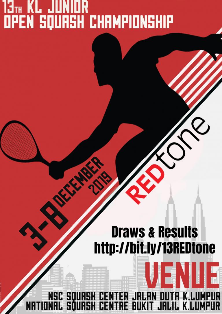 13th REDtone KLJO 2019 Draws & Results