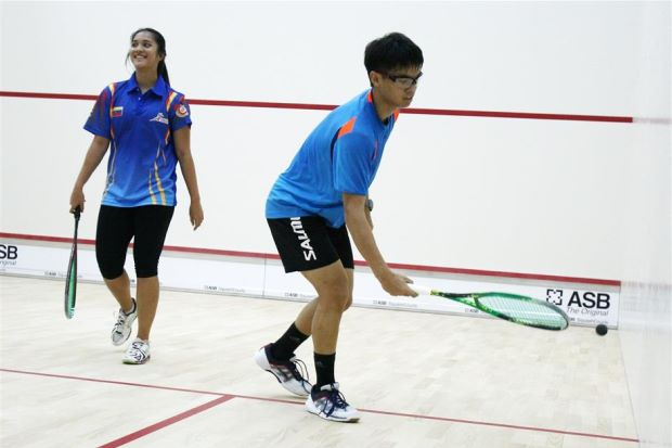 Eain Yow focuses on Sukma, but has eyes on the prize at World Juniors