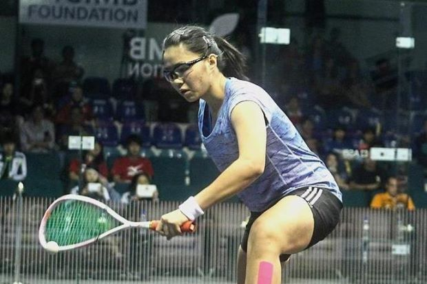 Eain Yow and Andrea bow out in NZ semis