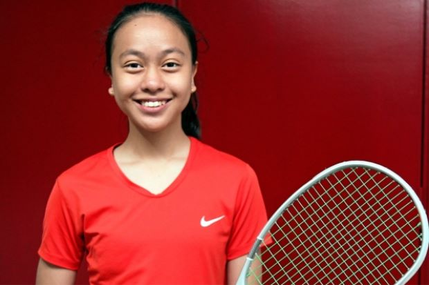 Ainaa slays top seed Jessica to reach girls' Under-19 final