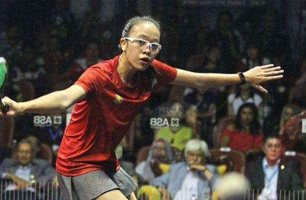 Ainaa and Duncan nick maiden title